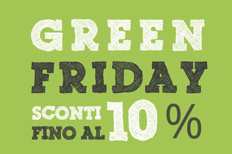 Cover Newsletter Green Friday