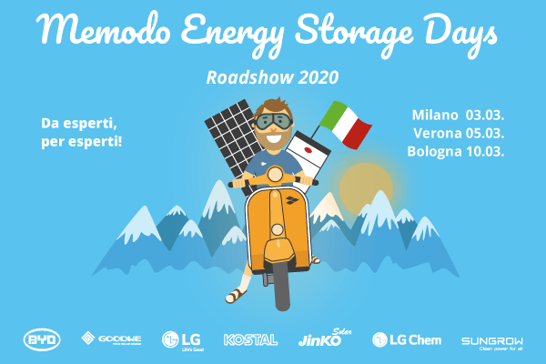 Memodo Energy Storage Days