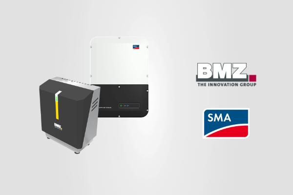 BMZ Hyperion con SMA